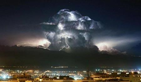 طوفان و رعد و برق,عکسهای جالب,تصاویر جالب