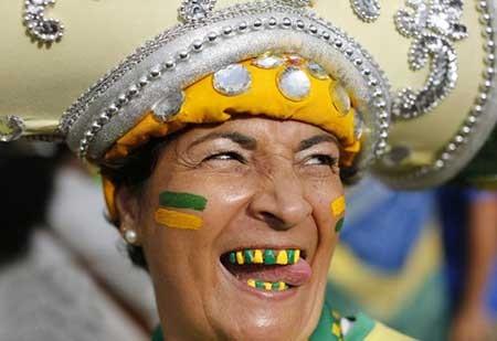 عکسهای جالب,تیم فوتبال برزیل,عکسهای جذاب