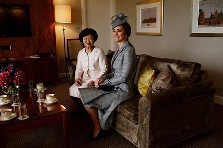 عکسهای جالب,نوه ملکه بریتانیا ,تصاویر دیدنی