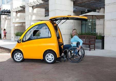 عکسهای جالب,خودروی الکتریکی,تصاویر جالب