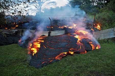 عکسهای جالب,گدازه های آتشفشانی,تصاویر دیدنی