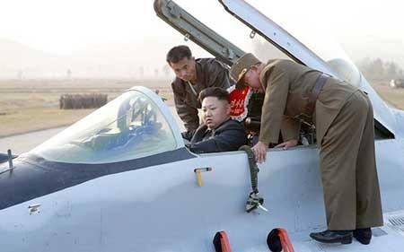عکسهای جالب,رهبر کره شمالی,تصاویر دیدنی