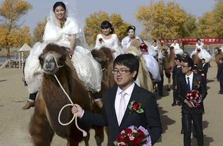 عکسهای جالب,مراسم ازدواج,تصاویر جالب