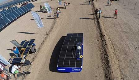 عکسهای جالب,خودروهای خورشیدی ,تصاویر دیدنی