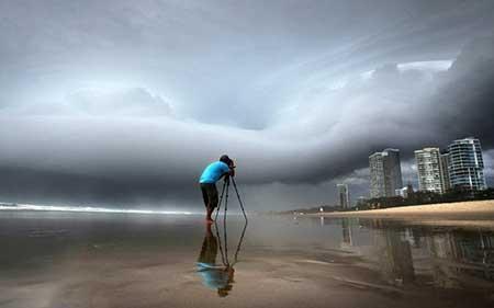 عکسهای جذاب,توفان ,تصاویر جالب