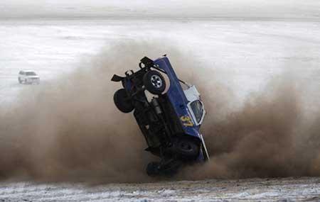 عکسهای جالب,رقابت های ماشین سواری,تصاویر جالب