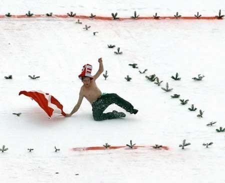 عکسهای جالب, مسابقات اسکی ,عکسهای جذاب