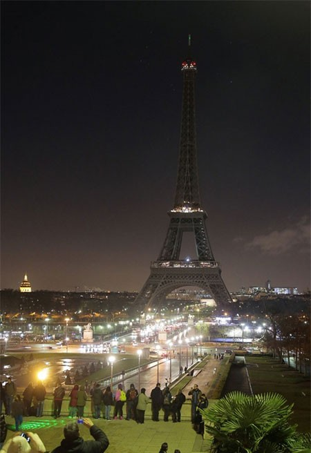 تصاویر دیدنی,برج ایفل ,تصاویر جالب