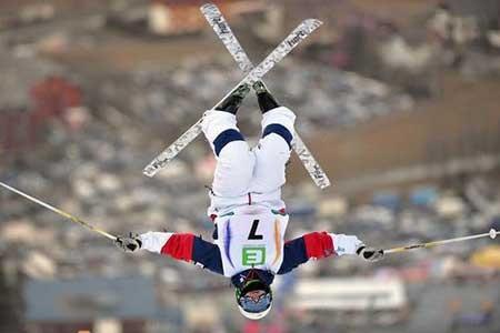 عکسهای جالب,مسابقات جهانی اسکی,تصاویر دیدنی