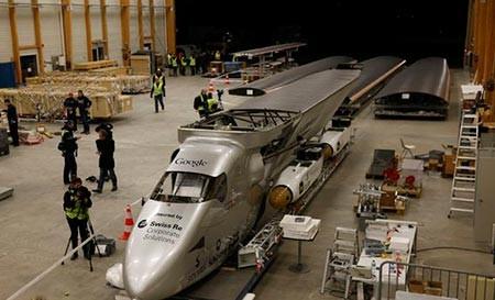 عکسهای جالب,هواپیمای خورشیدی,تصاویر دیدنی