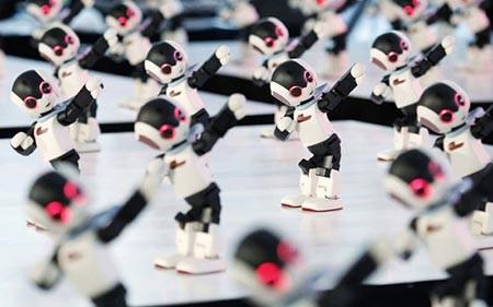 عکسهای جالب,ربات انسان نما,تصاویر دیدنی