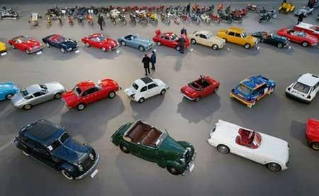 عکسهای جالب,نمایشگاه خودرو,تصاویر دیدنی