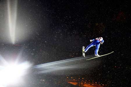 تصاویر دیدنی,مسابقات قهرمانی اسکی,تصاویر جالب