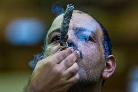 عکسهای جذاب,جشنواره سیگار ,تصاویر جالب