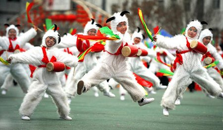 عکسهای جذاب,جشن سال نو چینی,تصاویر دیدنی