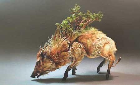 اخبار,اخبار گوناگون ,حیواناتی از جنس گیاه