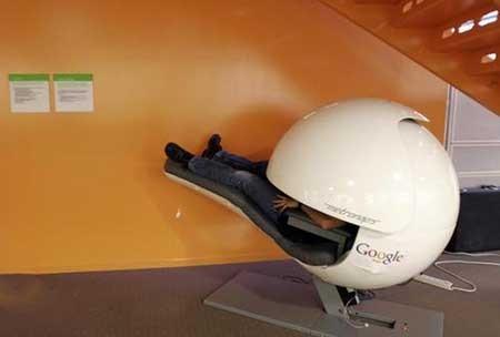 زندگی در گوگل (عکس)