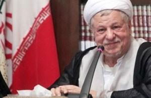 کنایه آیت الله هاشمی رفسنجانی به احمدی نژاد
