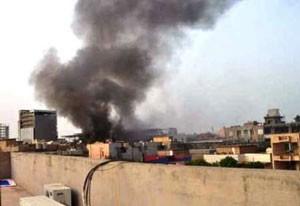 داعش مسئول انفجار کنسولگری آمریکا در اربیل
