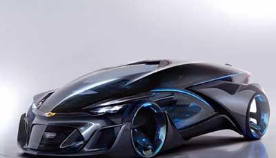 این خودرو از آینده می آید+ تصاویر