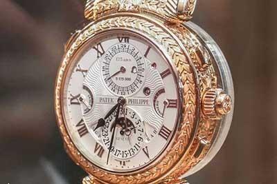 اخبار,اخبار گوناگون,گرانترین ساعتهایی که می توانید بخرید