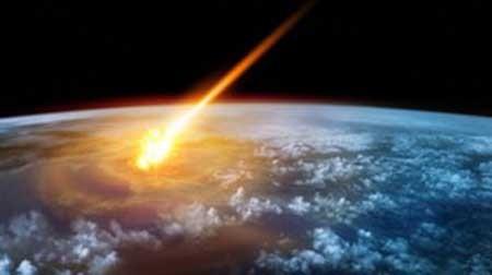 کشف بزرگترین ناحیه برخورد سیارکی به زمین