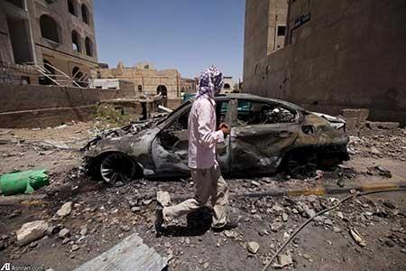 اخبار,اخبار بین الملل , حملات نظامی عربستان به یمن