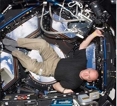 اخبار,اخبار علمی ,فضانوردان