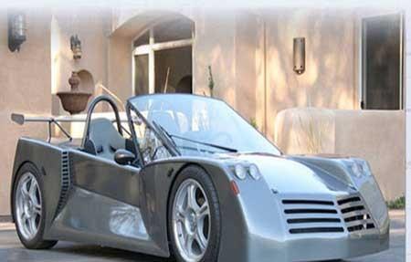 عجیب ترین خودروهای جهان +تصاویر
