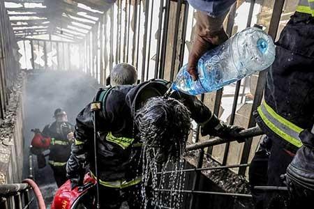 اخبار,اخبار حوادث , آتش سوزی