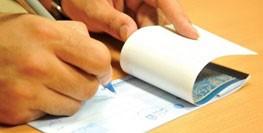 ممنوعیت پذیرش چک های بالای 100 میلیون تومان از یک بانک برداشته شد