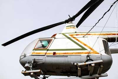 اخبار,اخبار گوناگون,اولین بالگردی که وارد ایران شد