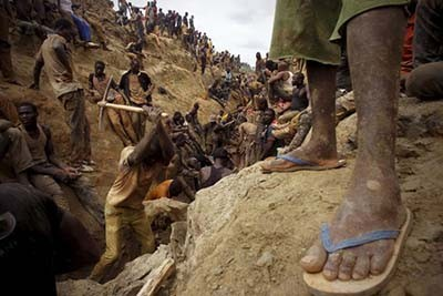 اخبار,اخبار گوناگون,استخراج طلا در ساحل عاج,استخراج طلا,طلا,معدن طلا