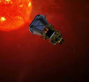 اخبار , اخبار علمی,تصاویر اولین سفینه فضایی به اعماق خورشیدی
