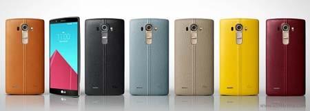 رونمایی رسمی از شاهکار ال جی LG G4 / گوشی فوق العاده زیبا را ببینید