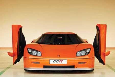 خودروهای پرسرعت جهان