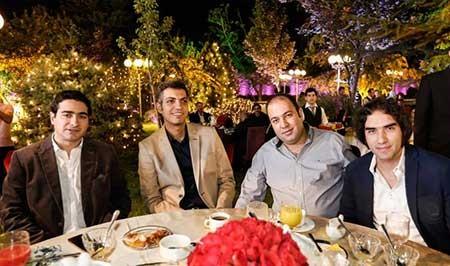 اخبار,اخبار فرهنگی ,حضور بازیگران در جشن حافظ