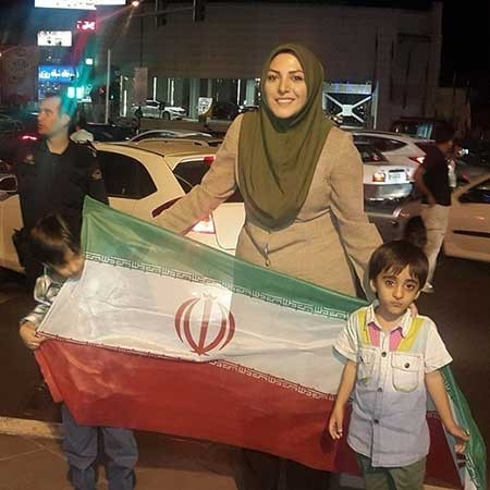 اخبار,اخبار فرهنگی ,المیرا شریفی