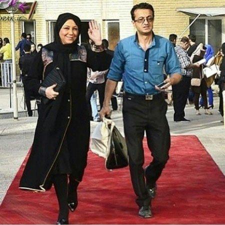 اخبار , اخبار فرهنگی,بهنوش بختیاری وهمسرش,تصاویر بهنوش بختیاری و همسرش