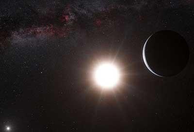 تصاویر کشف سیاره مشابه زمین تیر 1394 2