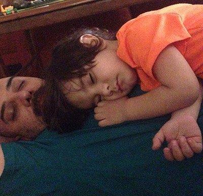 اخبار,اخبار فرهنگی,برزو ارجمند و پسرش