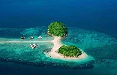 اخبار,اخبارگوناگون , جزیره قابل حمل