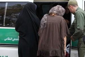 اخبار,اخبار اجتماعی , جریمه زنان در خیابان ها