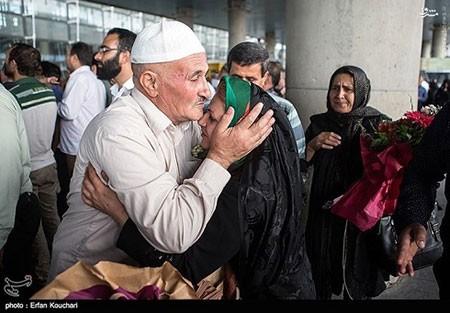 اخبار,اخبار اجتماعی , حجاج ایرانی