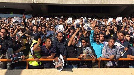 اخبار,اخبار ورزشی, مراسم تشییع جنازه هادی نوروزی