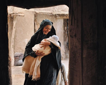 اخبار , اخبار فرهنگی,بازیگران فیلم محمد زسول الله,ساره بیات در فیلم محمد رسول الله
