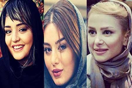 ممنوع الفعالیت شدن 9 بازیگر زن بخاطر بدحجابی
