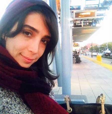 زندگی عاطفه نوری بازیگر کشورمان در لس آنجلس