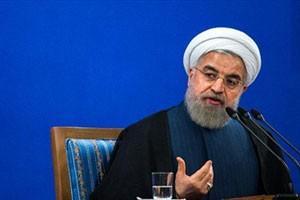 آرزوی موفقیت روحانی برای ملیپوشان بانوان در پست اینستاگرامی + عکس