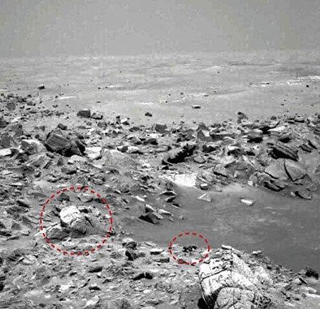 اخبار,اخبار علمی,کشف صورت خدایان آشوریان باستان روی مریخ